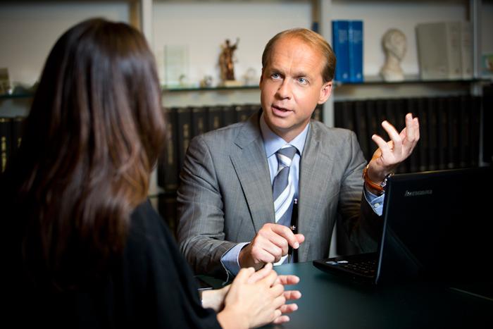 M.Sc. Per Hansson – Managing Partner